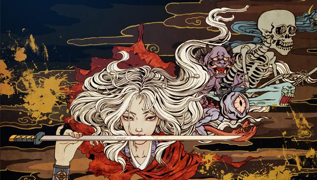 Akaneiro - Demon Hunters