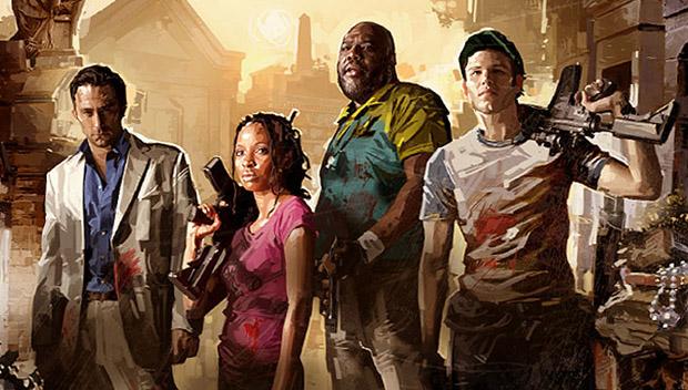 Left 4 Dead 2 recebe integração ao Steam Workshop