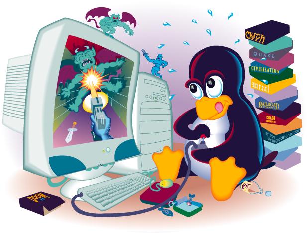 jogo para linux