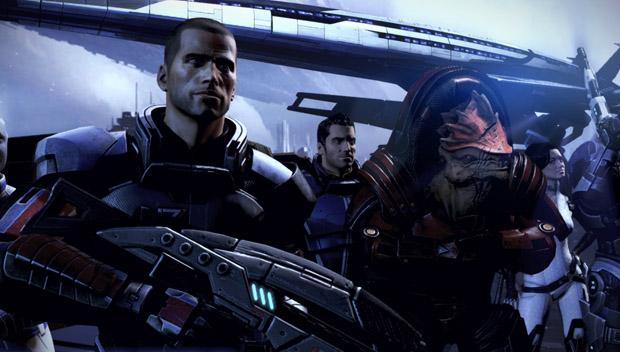 trilha sonora de Mass Effect 3 citadel