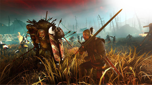 Mod para The Witcher 2