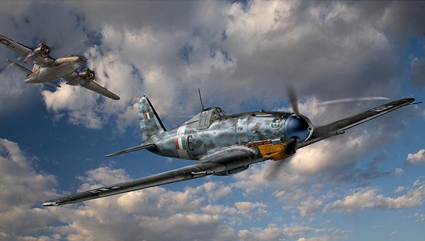 World of Warplanes ou War Thunder