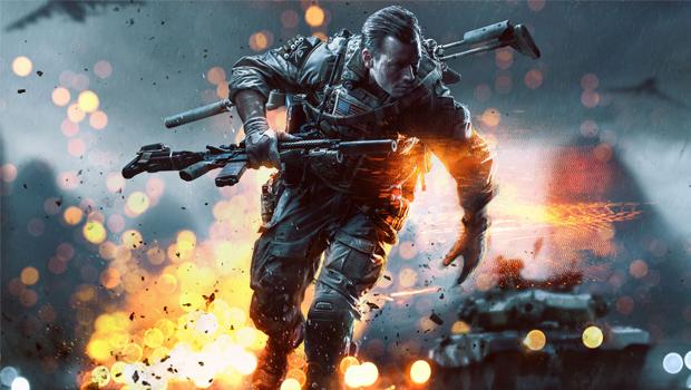 Multiplayer do Battlefield 4