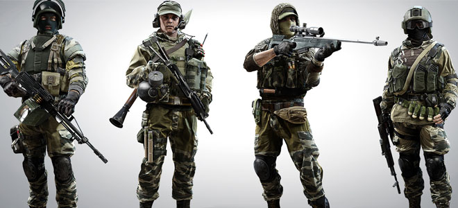 melhor arma do Battlefield 4
