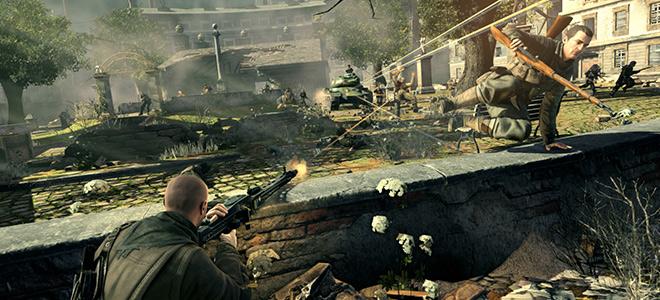 Sniper Elite V2 de graça