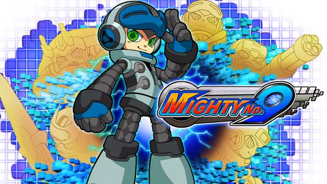 Modo competitivo de Mighty No. 9