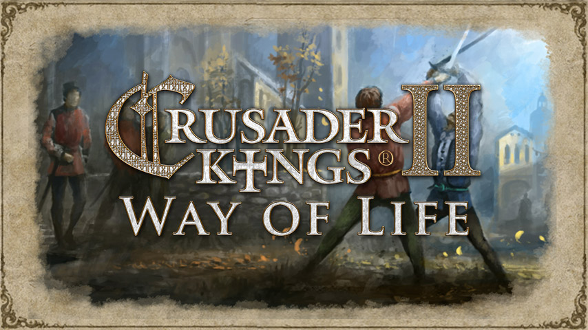 Crusader Kings II – Way of Life adicionará mais elementos de roleplay