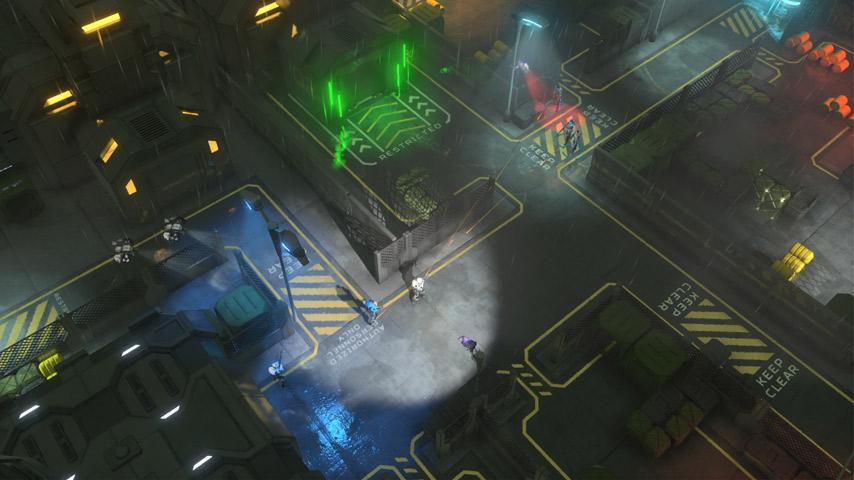 Satellite Reign – estratégia em um universo cyberpunk