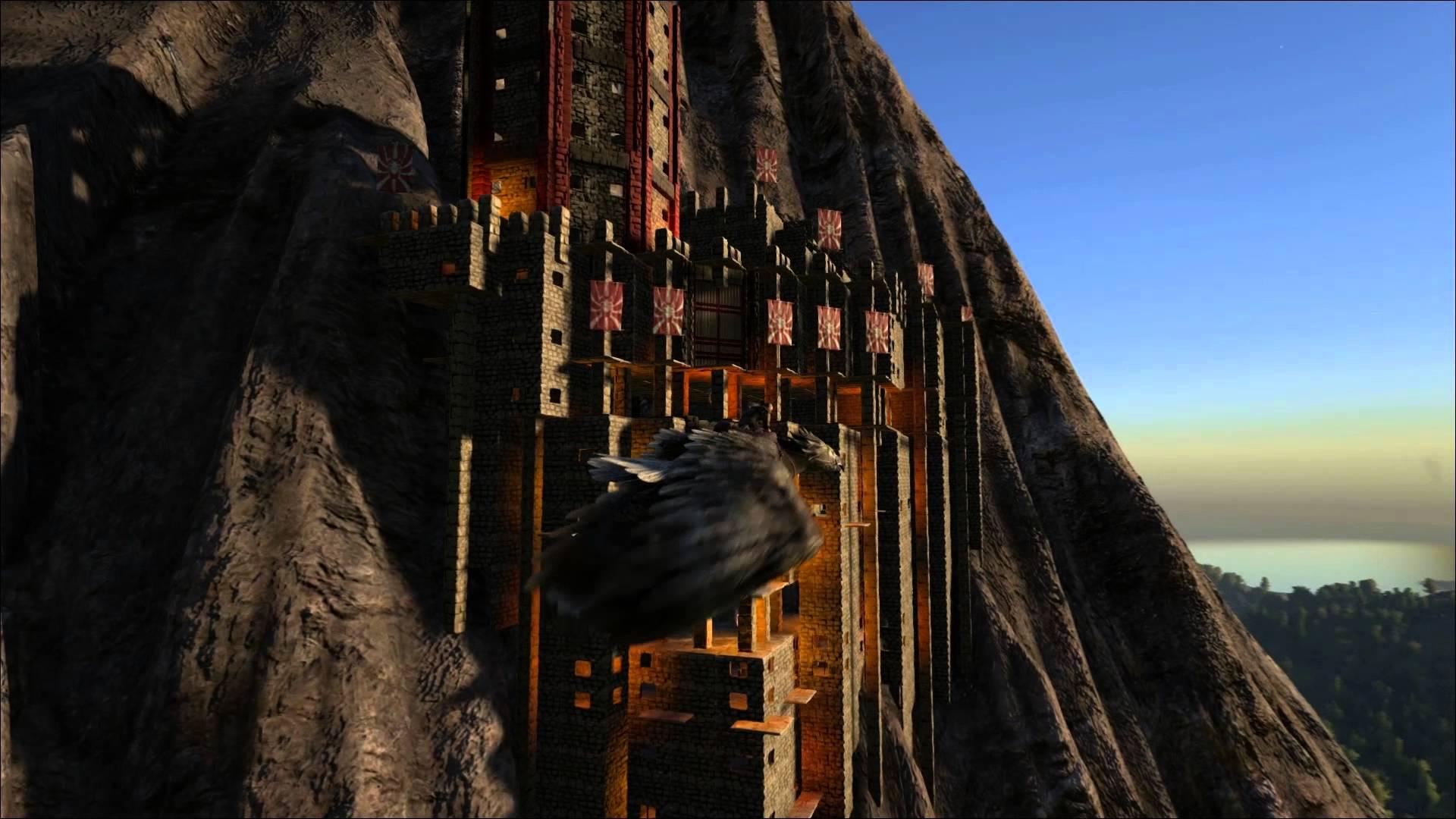 Trailer De ARK Survival Evolved Mostra Novo Mapa Na Neve