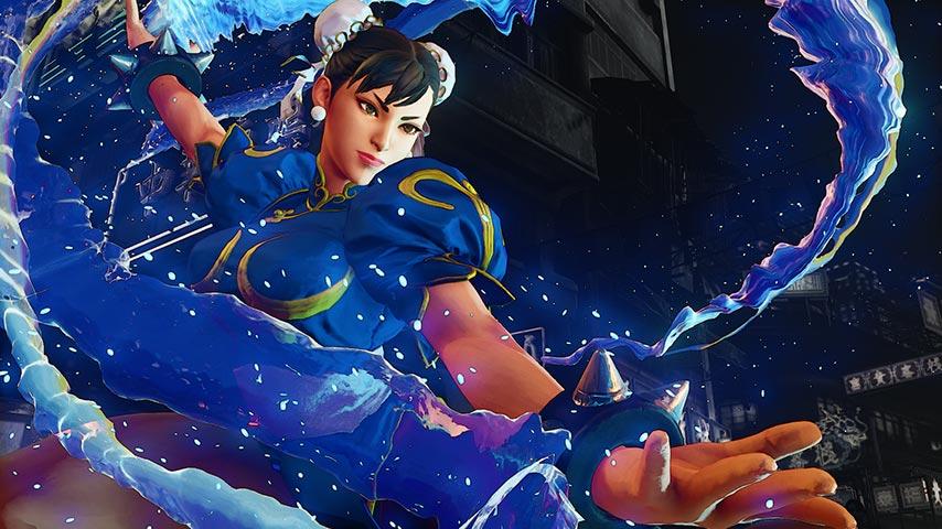 Análise – Street Fighter V