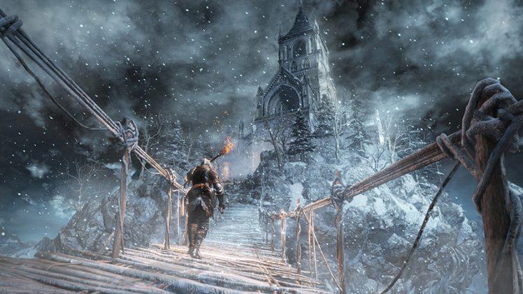 Primeiro DLC para Dark Souls III, Ashes of Ariandel, é anunciado