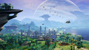 Gerencie colônias em um planeta alienígena em Aven Colony