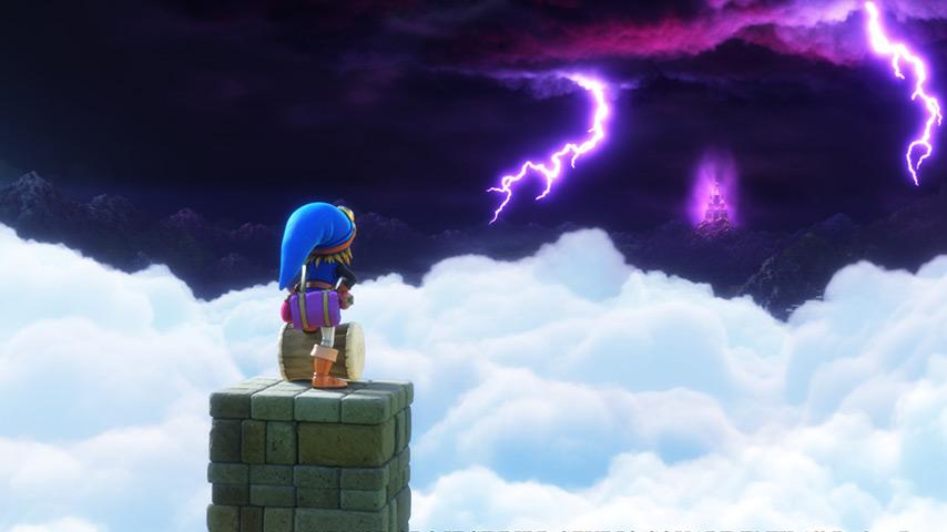 Análise – Dragon Quest Builders