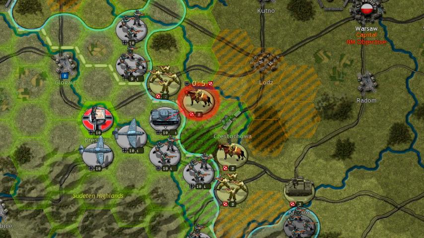 Análise – Strategic Command WWII: War in Europe