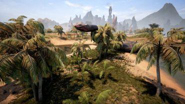 Monstros gigantes e destruição no novo trailer de Conan Exiles