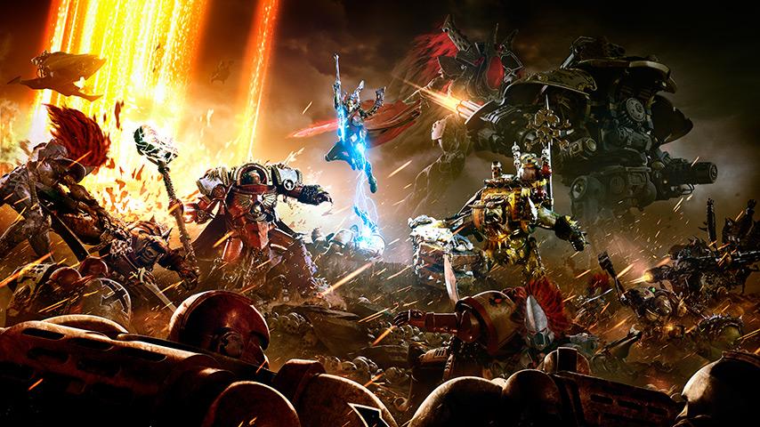 Análise – Warhammer 40K: Dawn of War III