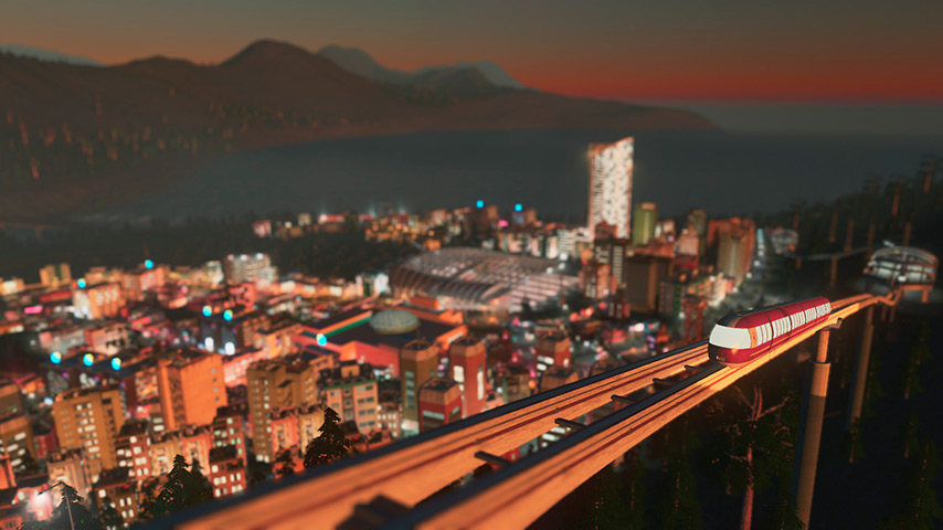 Análise – Cities: Skylines – Mass Transit