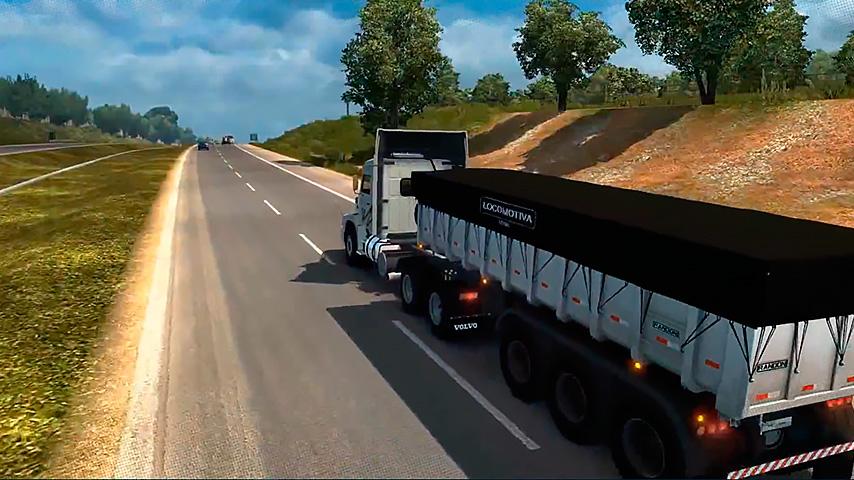 Caminhoneiros virtuais – Entrevista com a equipe do ETS2 Rotas Brasil