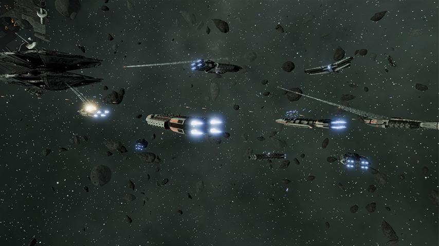Análise – Battlestar Galactica Deadlock