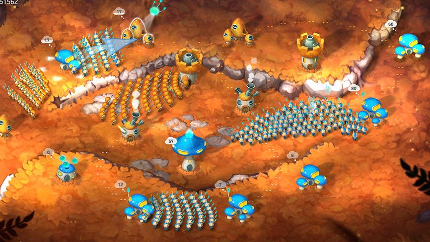 Análise – Mushroom Wars 2