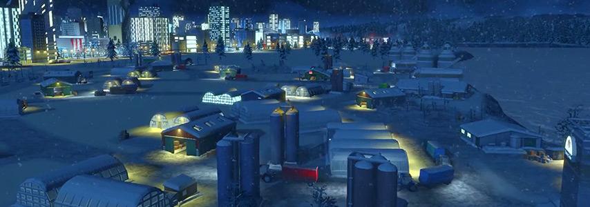 Versão console de Cities: Syklines