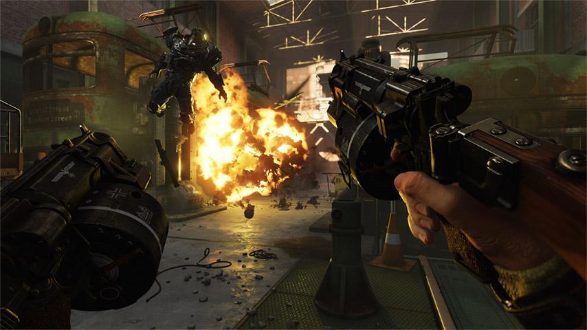 Análise – Wolfenstein II: The New Colossus