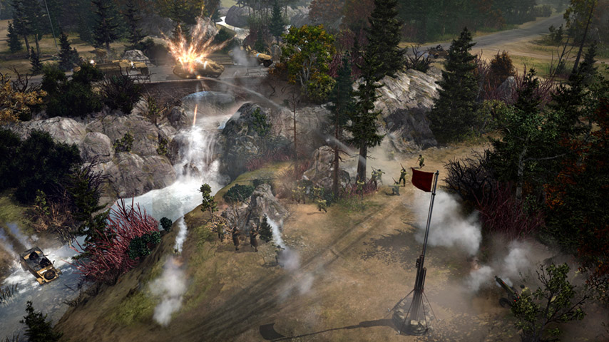 Mod Wikinger reinventa Company of Heroes 2