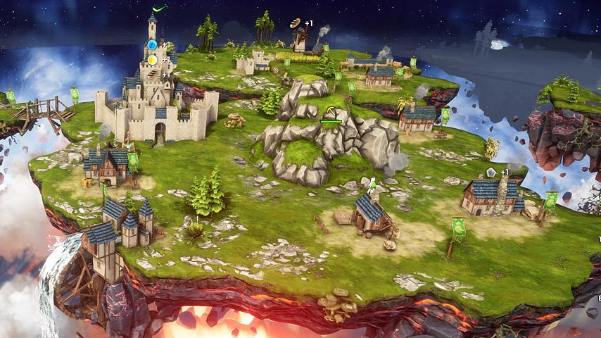 Primeiras Impressões – Driftland: The Magic Revival