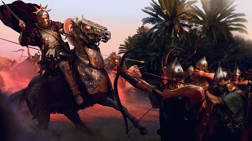 Análise – Total War: Rome II – Empire Divided