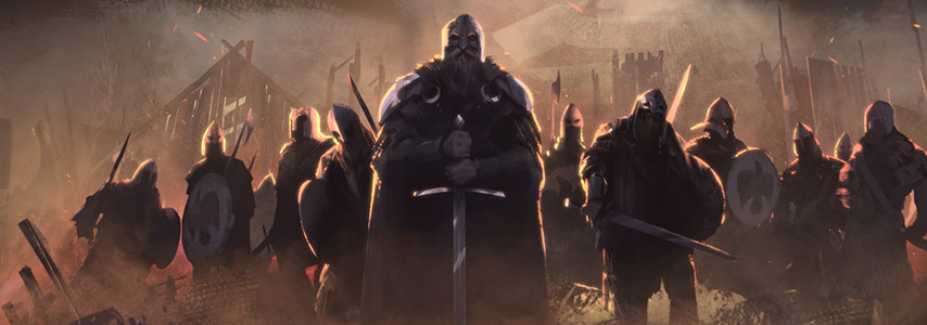 Thrones of Brittania