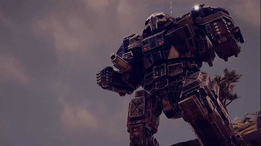 Análise – BattleTech