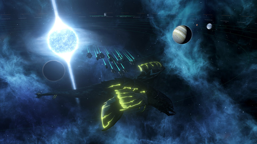 Análise – Stellaris: Distant Stars