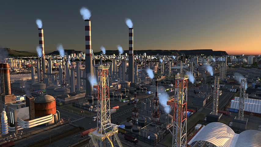 Análise – Cities: Skylines – Industries