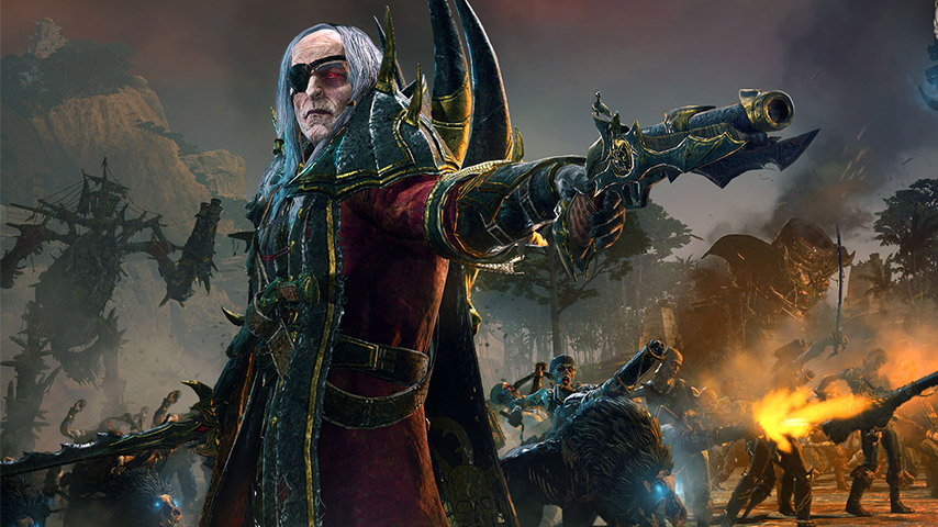 Análise – Total War: Warhammer II – Curse of the Vampire Coast