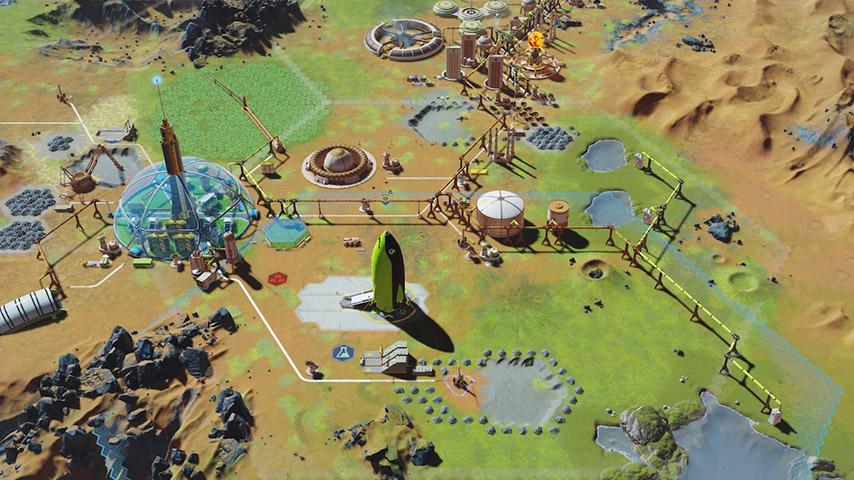 Análise – Surviving Mars: Green Planet