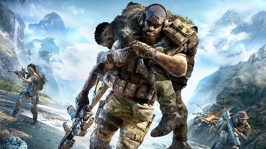 Análise – Ghost Recon Breakpoint