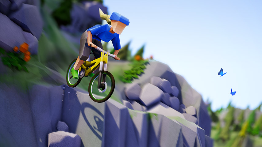 Análise – Lonely Mountains: Downhill