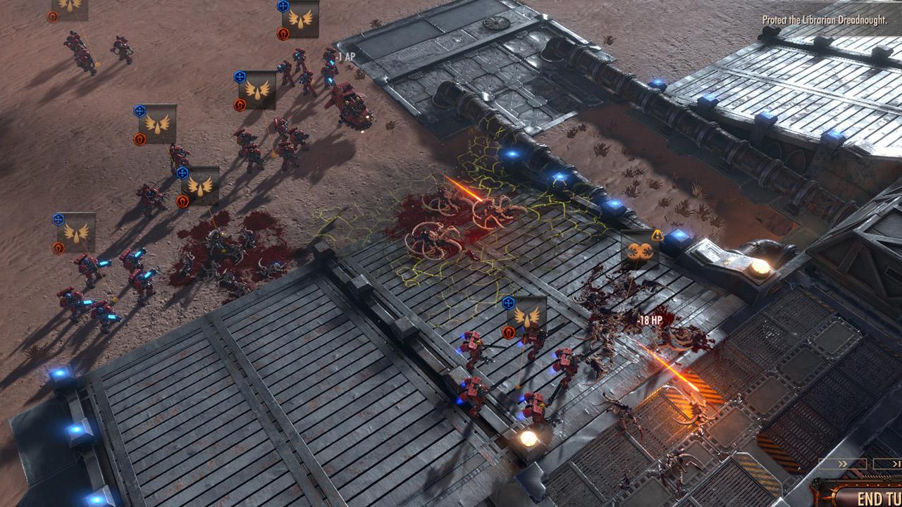 Primeiras Impressões – Warhammer 40K: Battlesector