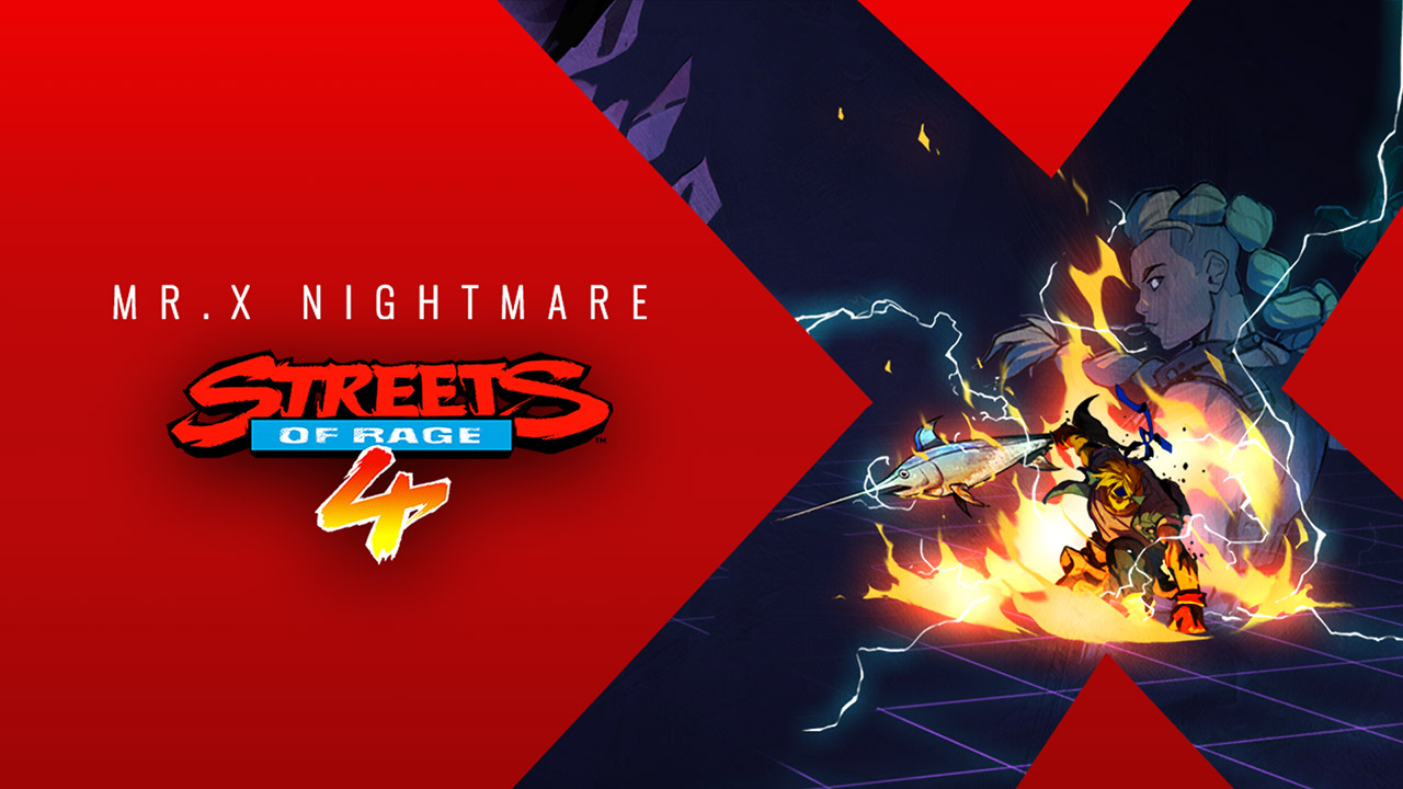 Análise – Streets of Rage 4: O Pesadelo de Mr. X