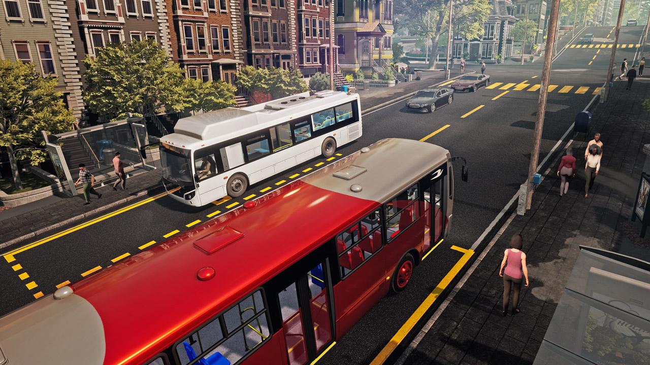 Bus Simulator 21 promete ser maior e melhor em todos os aspectos